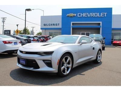 New 2018 Chevrolet Camaro 2SS