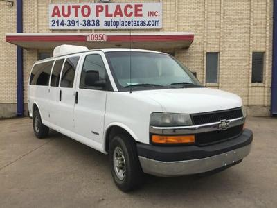 Used 2006 Chevrolet Express 1500 155 WB