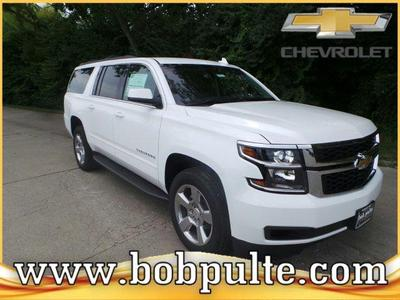 New 2017 Chevrolet Suburban LS