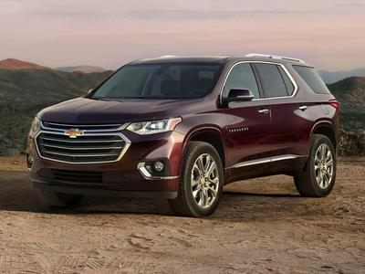 New 2018 Chevrolet Traverse LS w/1LS