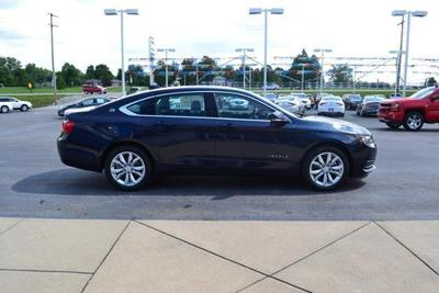 New 2017 Chevrolet Impala 1LT