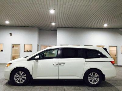 New 2016 Honda Odyssey EX-L