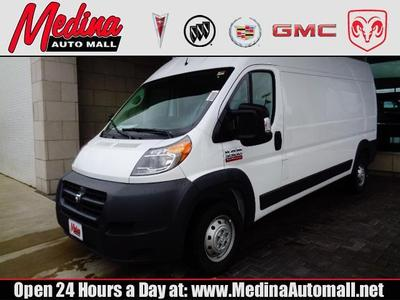New 2017 RAM ProMaster 3500 High Roof