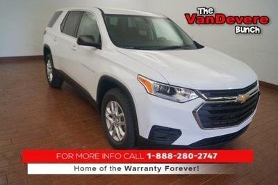 New 2018 Chevrolet Traverse LS w/1LS