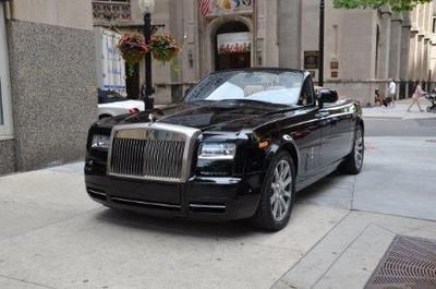 Used 2014 Rolls-Royce Phantom Drophead Coupe Base