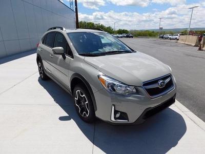 New 2017 Subaru Crosstrek 2.0i Limited