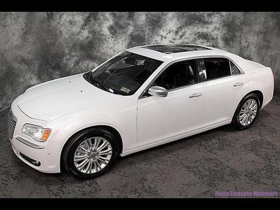 Used 2012 Chrysler 300C Luxury Series