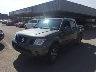 Used 2009 Nissan Frontier PRO-4X Crew Cab