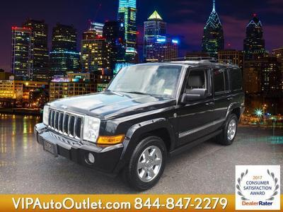Used 2007 Jeep Commander Limited