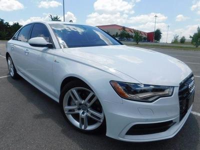 2015 Audi A6 3.0T Premium Plus quattro