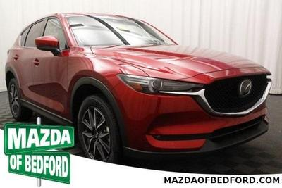 New 2017 Mazda CX-5 Grand Touring