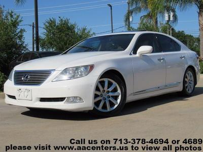 Used 2009 Lexus LS 460 Base