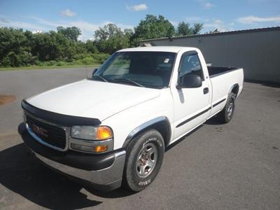 Used 2002 GMC Sierra 1500