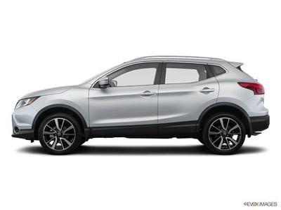 New 2017 Nissan Rogue Sport SL