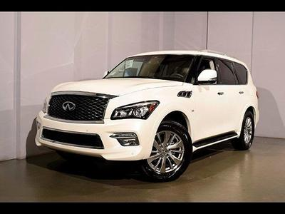 infiniti qx80 for sale in columbus oh. Black Bedroom Furniture Sets. Home Design Ideas