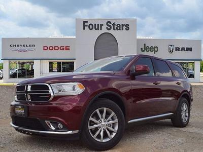New 2017 Dodge Durango SXT