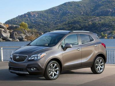 Certified 2013 Buick Encore Convenience