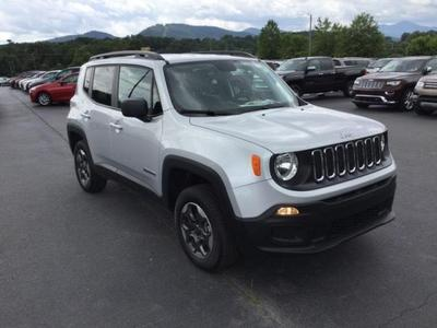 Certified 2016 Jeep Renegade Sport