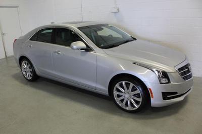 2018 Cadillac ATS 2.0L Turbo Luxury