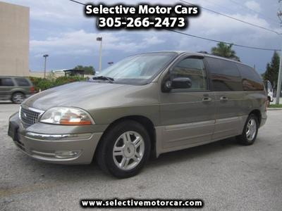 Used 2003 Ford Windstar SEL