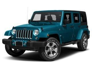 New 2017 Jeep Wrangler Unlimited Sahara