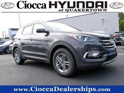 New 2018 Hyundai Santa Fe Sport 2.4L