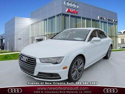 New 2016 Audi A7 3.0 TDI Premium Plus