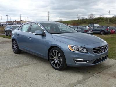 New 2017 Volvo S60 Inscription