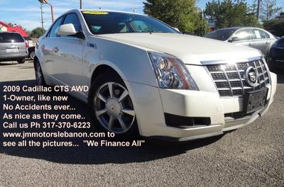 Used 2009 Cadillac CTS Base