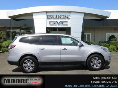 Certified 2016 Chevrolet Traverse 1LT