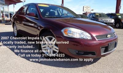 Used 2007 Chevrolet Impala LT