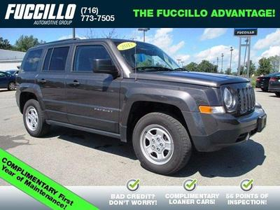 Used 2017 Jeep Patriot Sport