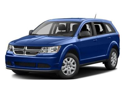 Certified 2016 Dodge Journey SE