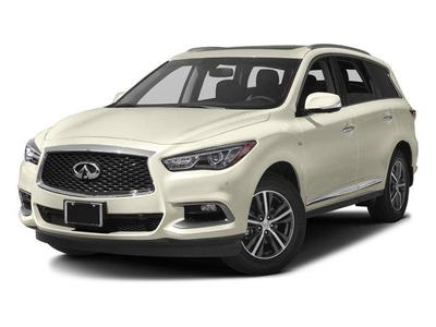 Certified 2016 INFINITI QX60 Base