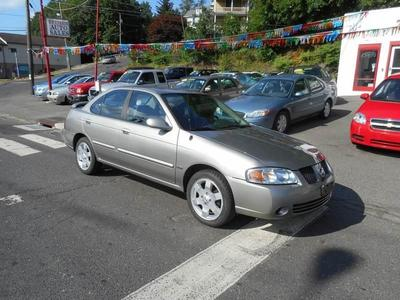 Used 2006 Nissan Sentra 1.8 S