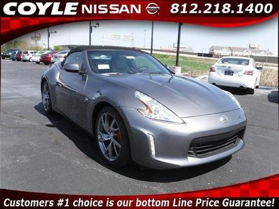 New 2017 Nissan 370Z Touring Sport
