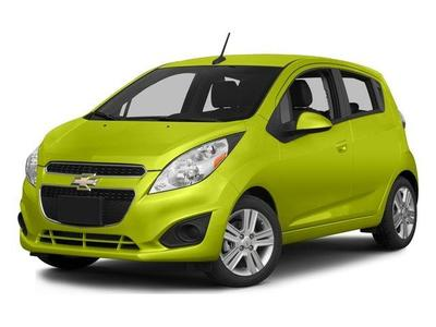 Certified 2015 Chevrolet Spark 1LT