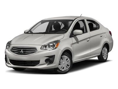 New 2017 Mitsubishi Mirage G4 ES