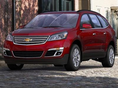 New 2017 Chevrolet Traverse 1LT