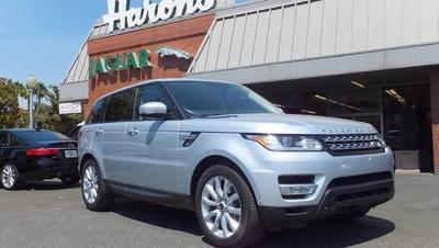 Certified 2014 Land Rover Range Rover Sport Supercharged