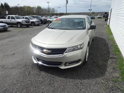 Used 2014 Chevrolet Impala 1LS