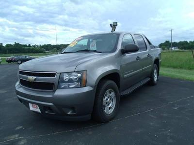 Used 2008 Chevrolet Avalanche 1500 LS
