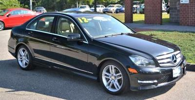Used 2012 Mercedes-Benz C 300 Sport 4MATIC