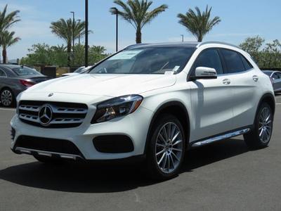 New 2018 Mercedes-Benz GLA 250 Base