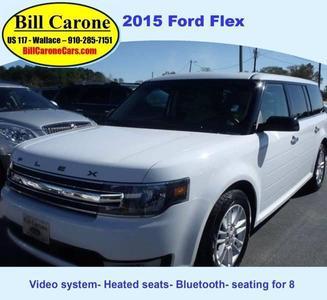 Used 2015 Ford Flex SEL