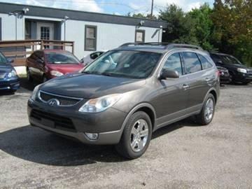 Used 2009 Hyundai Veracruz Limited