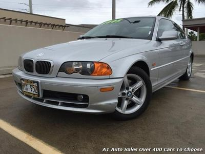 Used 2000 BMW 328 Ci
