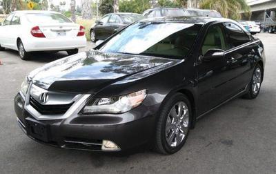 Used 2009 Acura RL 3.5