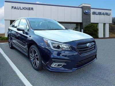 New 2018 Subaru Legacy Sport