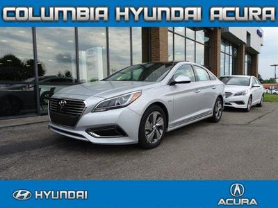 New 2017 Hyundai Sonata Hybrid Limited